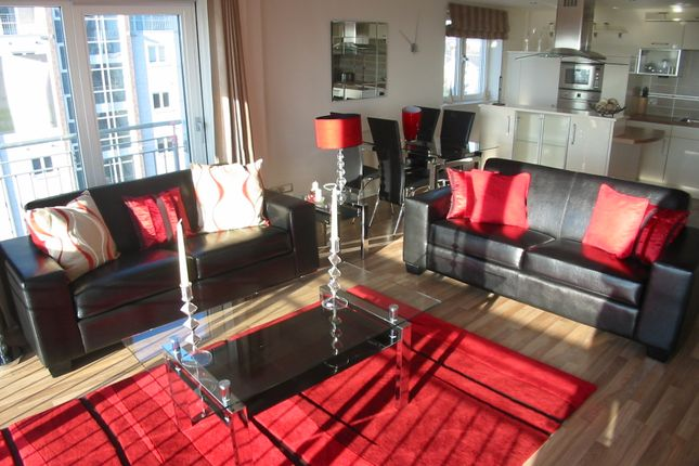Thumbnail Flat to rent in Queens Highlands, Kepplestone, Aberdeen