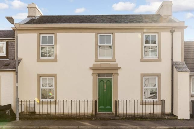 Thumbnail Terraced house for sale in Wilson Street, Largs, North Ayrshire