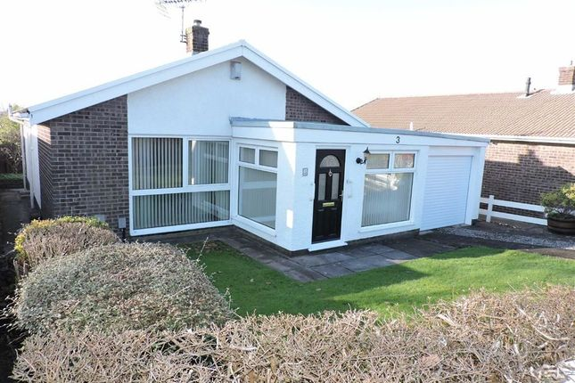 Thumbnail Detached bungalow for sale in Ffordd Bryngwyn, Garden Village, Gorseinon
