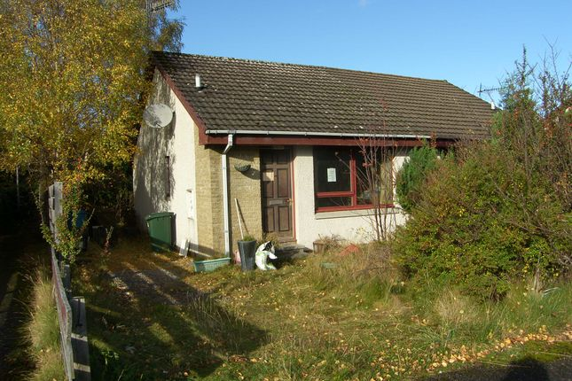 Thumbnail Bungalow for sale in Callart Road, Aviemore