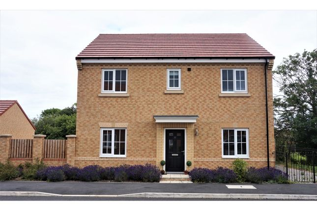 Thumbnail Detached house for sale in Brookfield Avenue, Acklam Woods, Middlesbrough