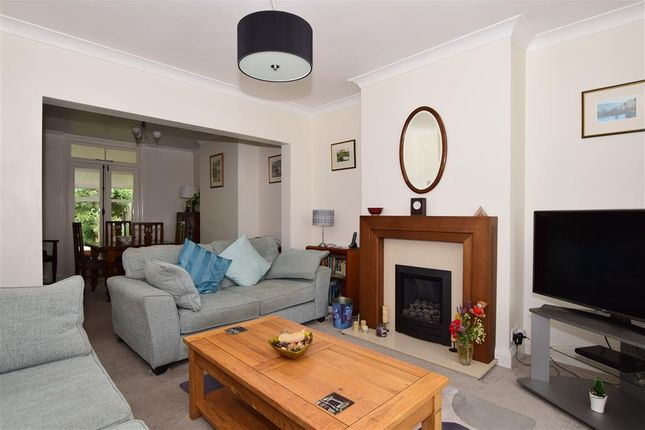 Thumbnail Semi-detached house for sale in Dennis Road, Gravesend, Kent