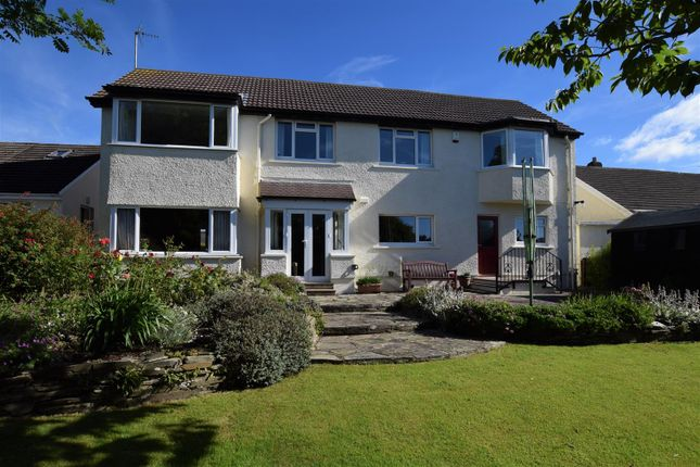 Thumbnail Detached house for sale in Haven Road, Haverfordwest