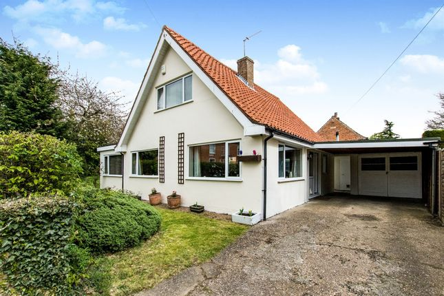 Thumbnail Detached house for sale in The Green, Allington, Grantham