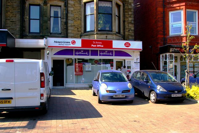Thumbnail Retail premises to let in Wood Street, St. Annes, Lytham St. Annes