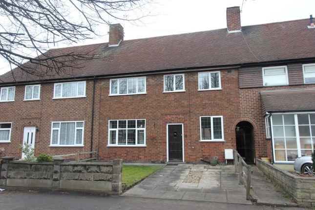Thumbnail Town house for sale in Henley Road, Leicester