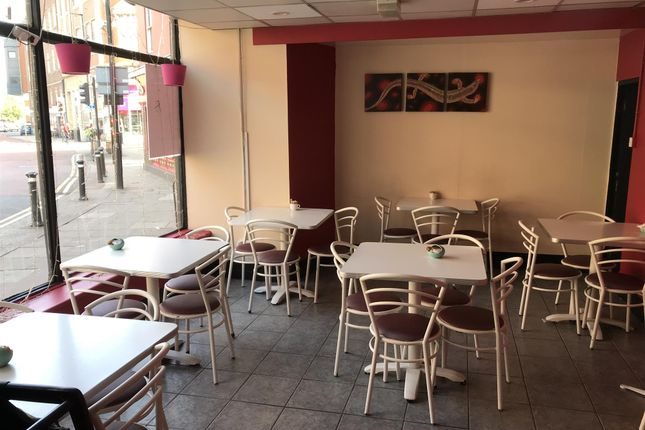 Thumbnail Restaurant/cafe for sale in Mesnes Street, Wigan