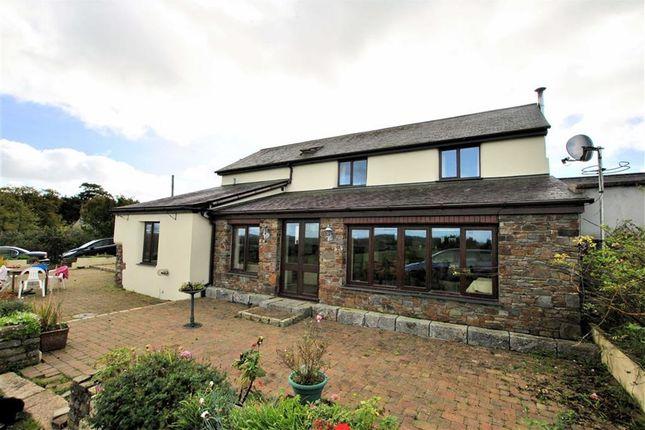 Thumbnail Detached house for sale in Sanctuary Lane, Hatherleigh, Devon