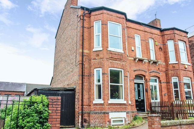 Thumbnail Semi-detached house for sale in Stockton Road, Chorlton Cum Hardy, Manchester