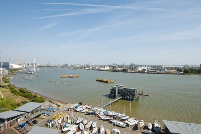 Thumbnail Duplex for sale in Building 103, The Village Square, West Parkside, Greenwich, London