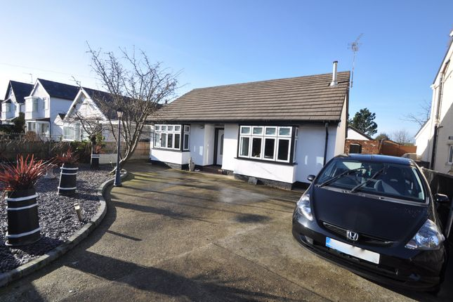 Thumbnail Detached bungalow for sale in Rosslyn Drive, Moreton, Wirral