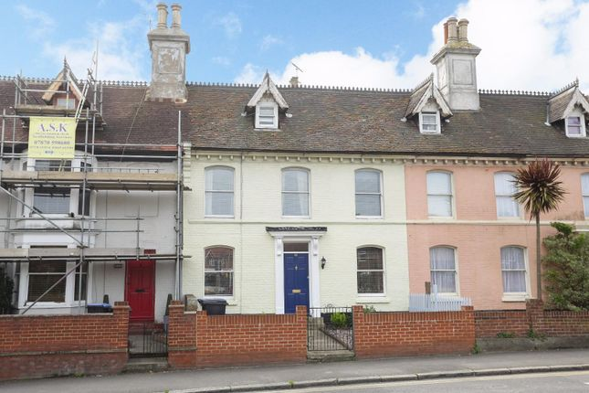 Thumbnail Terraced house for sale in Park Road, Ramsgate