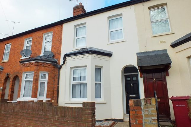 Thumbnail Terraced house to rent in Prince Of Wales Avenue, Reading