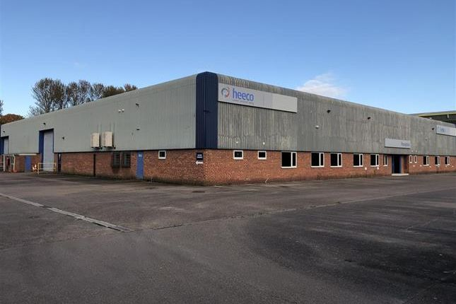 Thumbnail Light industrial to let in Amsterdam Road, Sutton Fields Industrial Estate, Hull