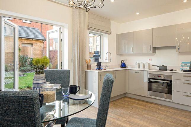 "Thumbnail Terraced house for sale in ""Felnex Avenue"" at Angora Close, Wallington"
