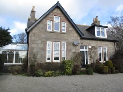 Thumbnail Detached house to rent in Drumoak, Aberdeenshire