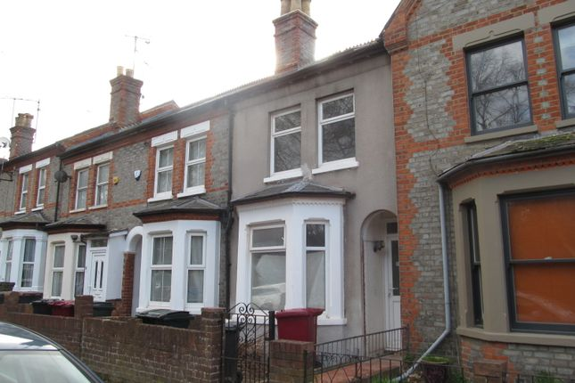 Thumbnail Terraced house to rent in St Bartholomews Road, Reading