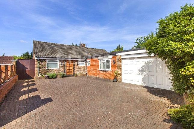 Thumbnail Bungalow for sale in Vale Rise, London
