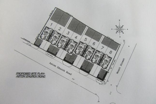 Thumbnail Land for sale in Aston Church Road, Birmingham