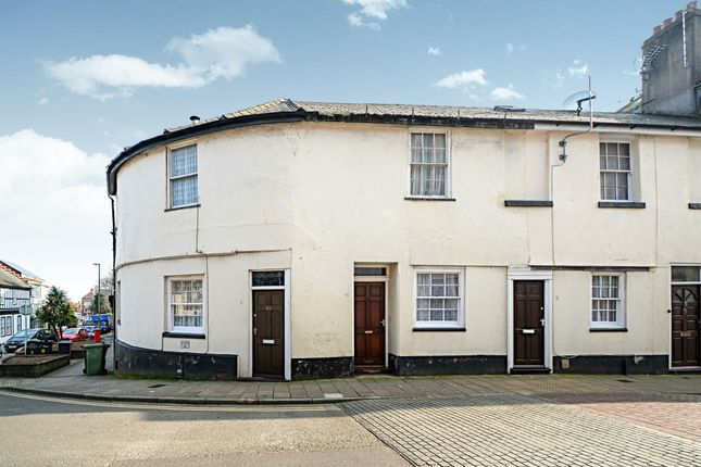 Thumbnail Flat for sale in Winner Street, Paignton