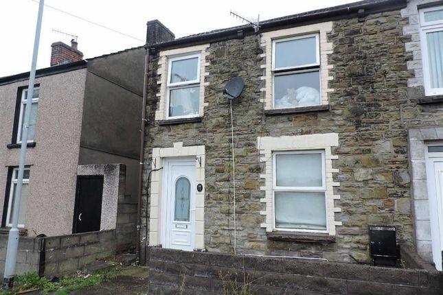 Thumbnail End terrace house for sale in Calland Street, Plasmarl, Swansea