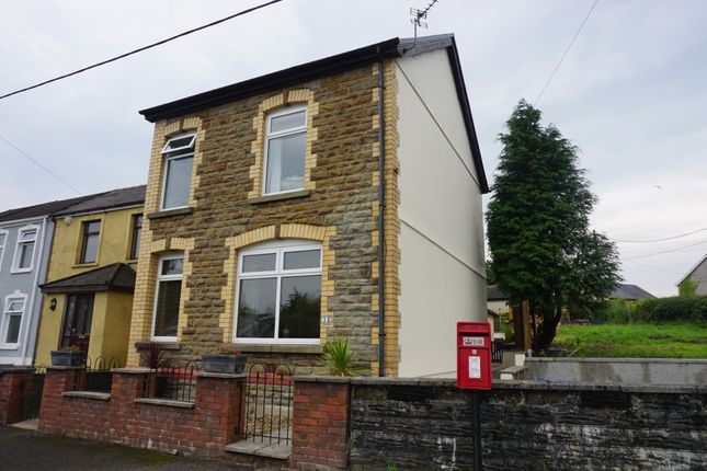 Detached house for sale in Penygroes Road, Caerbryn, Ammanford