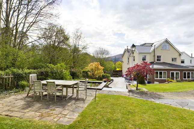 Thumbnail Detached house for sale in Oxford Street, Abergavenny, Monmouthshire