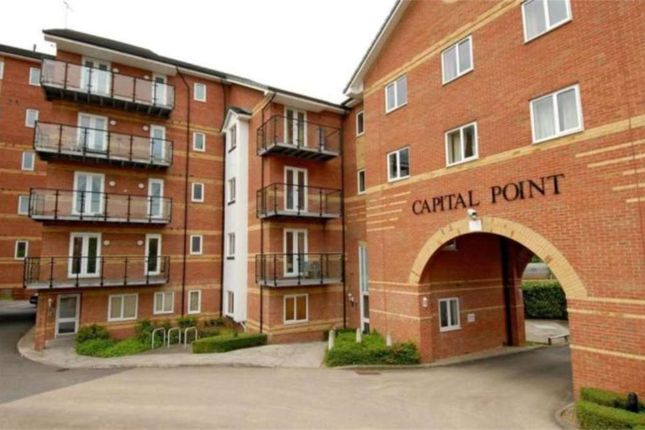 Thumbnail Flat for sale in Capital Point, Temple Place, Reading
