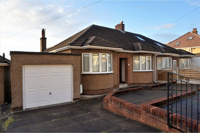 Thumbnail Bungalow for sale in Footshill Road, Hanham