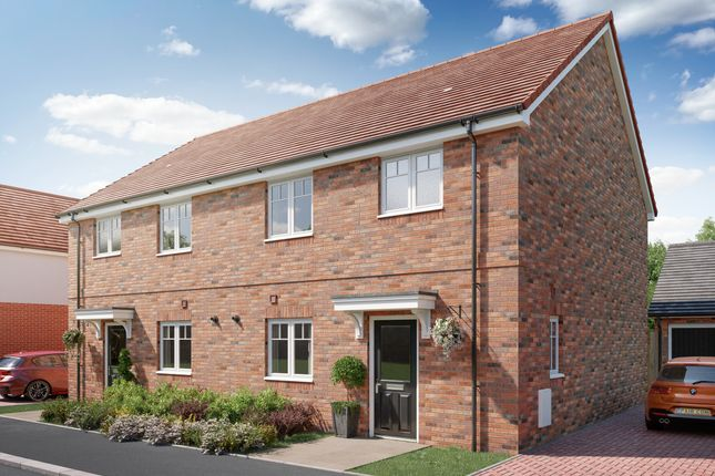 3 bed semi-detached house for sale in Bedford Road, Houghton Regis, Dunstable LU5
