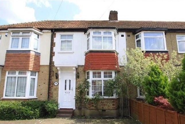 Thumbnail Terraced house to rent in Berkeley Road, Uxbridge
