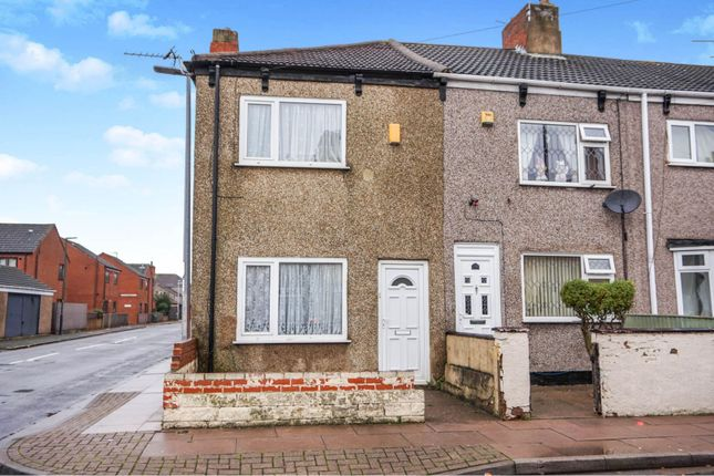 Front of Stanley Street, Grimsby DN32