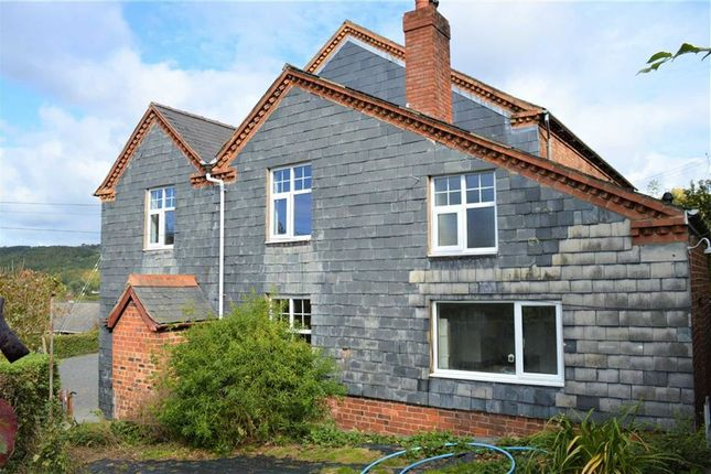Thumbnail Semi-detached house to rent in Chapel House, Abermule, Montgomery, Powys
