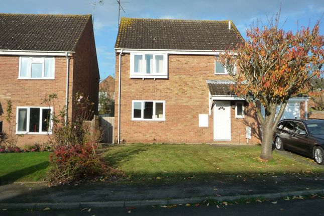 Thumbnail Detached house to rent in Popes Meade Highnam, Gloucester, Gloucestershire