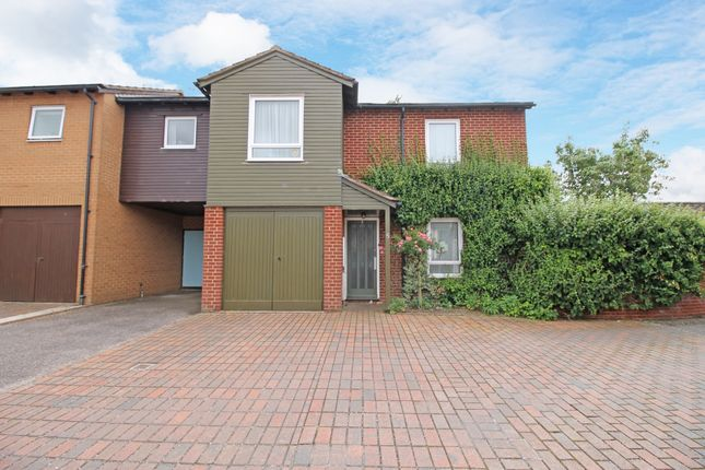 Thumbnail End terrace house for sale in Pound Close, Topsham, Exeter