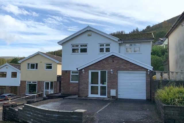 Thumbnail Detached house for sale in Cwm Alarch, Mountain Ash, Mid Glamorgan