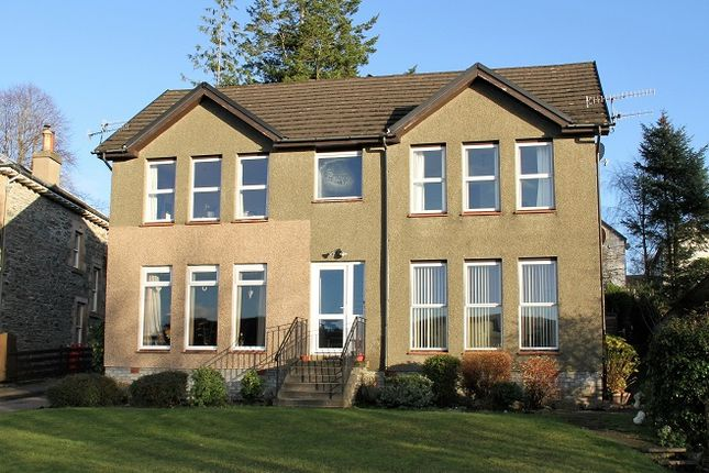 Thumbnail Flat for sale in Manse Brae, Lochgilphead