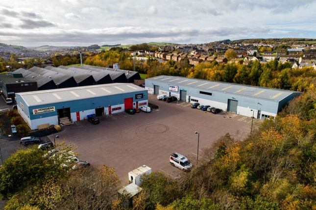 Industrial to let in Hamilton Road, Hawick