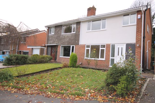 Thumbnail Semi-detached house to rent in Shady Lane, Bromley Cross, Bolton, Lancs