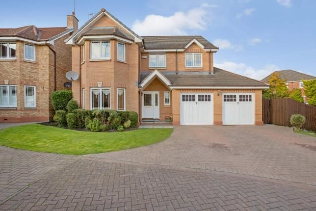 Thumbnail Detached house for sale in Priorwood Place, Academy Park, Anniesland, Glasgow