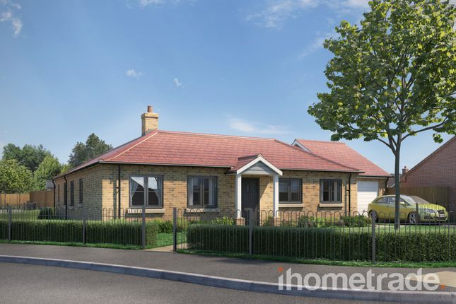 Thumbnail Bungalow for sale in Elm High Road, Wisbech, Cambridgeshire