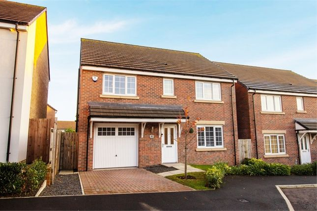 Thumbnail Detached house for sale in Cresta View, Houghton Le Spring, Tyne And Wear