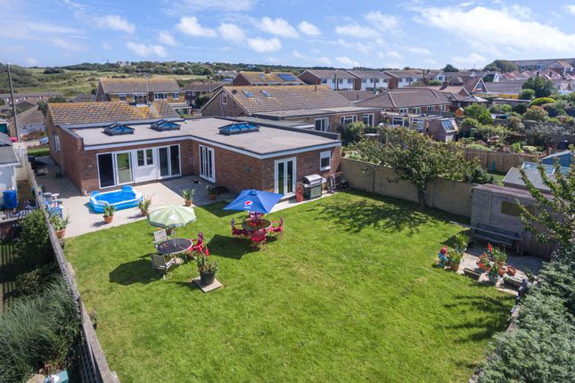 Thumbnail Bungalow for sale in Cissbury Avenue, Peacehaven