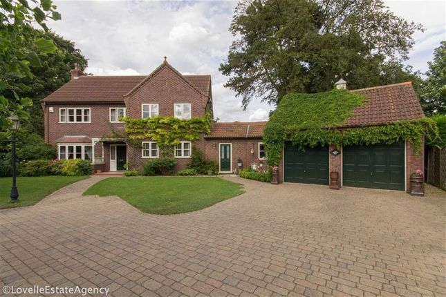 Thumbnail Property for sale in Vicarage Park, Appleby, Scunthorpe