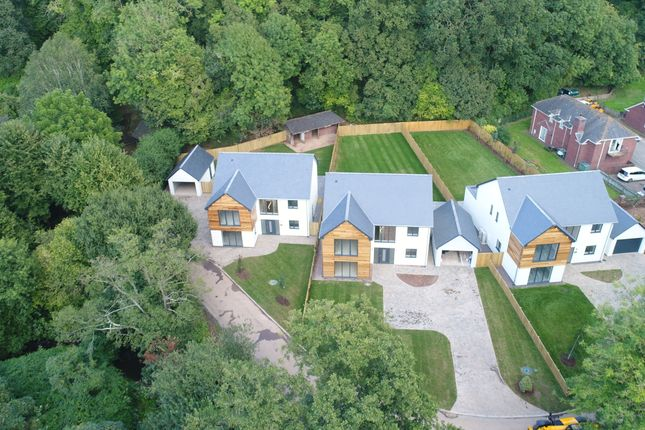 Thumbnail Detached house for sale in Pocombe Bridge, Exeter