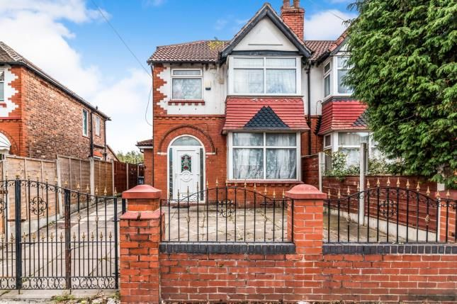 Thumbnail Semi-detached house for sale in Talbot Road, Manchester, Greater Manchester, Uk
