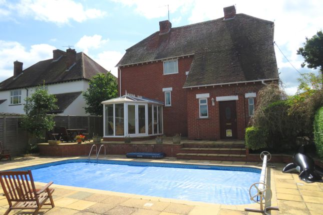 Thumbnail Property to rent in London Road, Whimple, Exeter