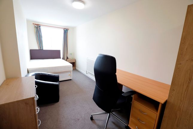 Thumbnail Flat to rent in Haywood Street, Stoke-On-Trent