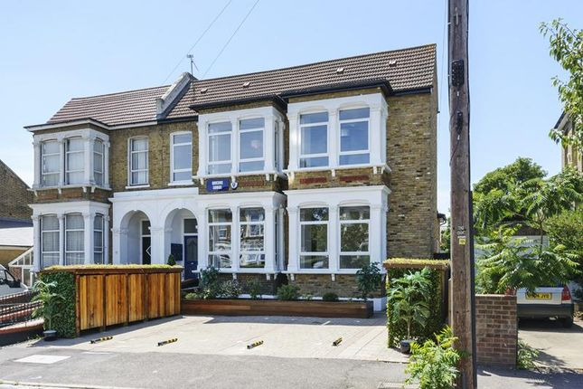 Thumbnail Flat for sale in Queens Lodge, Queens Road, Leytonstone, London