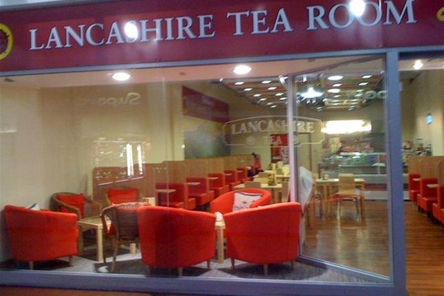 Thumbnail Restaurant/cafe for sale in Well-Established Tea Room BB5, Arndale Centre, Lancashire